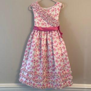 💙3/40$💙 Flower dress
